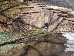 Driveway Culvert Retaining Wall 49 Image