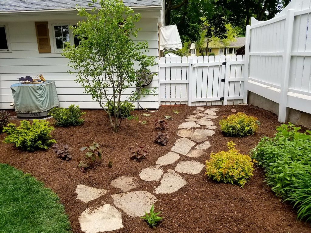 Landscape Design Services RE Marshall Nursery Rockford IL